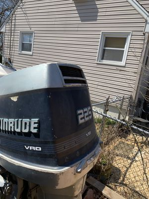 225 HP Evinrude for Sale in Woodland Park, NJ