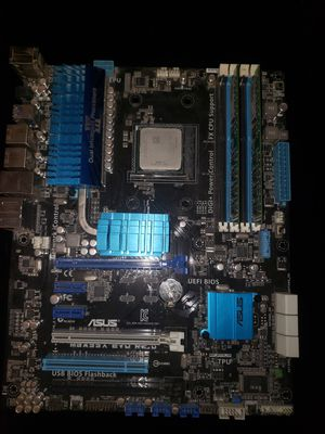 CPU, Ram, Motherboard Combo for Sale in Rogers, AR