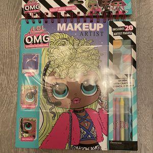 L.O.L Suprise Makeup Artist Magazine for Sale in North Port, FL