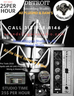 Recording studio for Sale in Detroit, MI