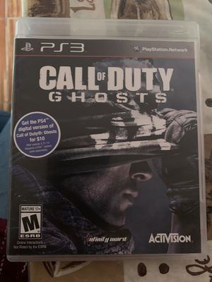 PS3 game for Sale in Denver, CO