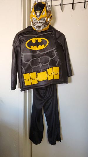 Kid costume batman size 10/12 for Sale in Phoenix, AZ