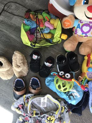Kids shoes and toys for Sale in San Diego, CA