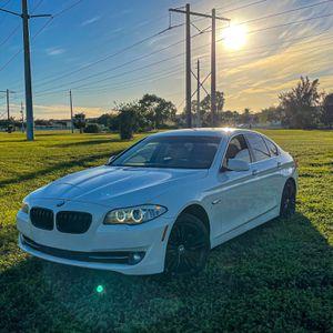 2013 BMW 528i for Sale in Hialeah, FL