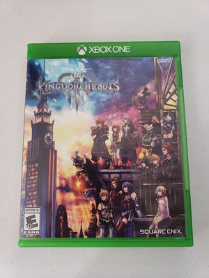 Kingdom Hearts Xbox One Game $10 for Sale in Tolleson, AZ