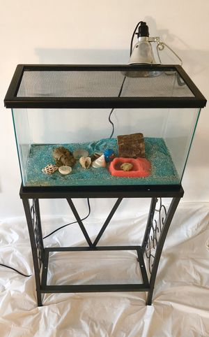 Hermit Crab Tank With Stand for Sale in Winona Lake, IN
