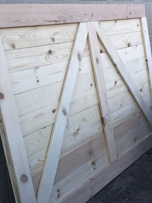 Barn Doors (Made to order) for Sale in North Las Vegas, NV