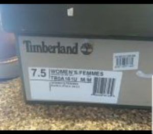 Size 7.5 Timberlands for Sale in Chesterfield, VA