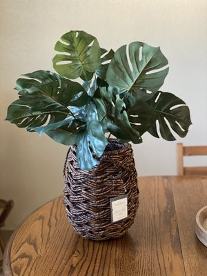 Artificial plant/Fake plant/Realistic Looking for Sale in Hanford, CA
