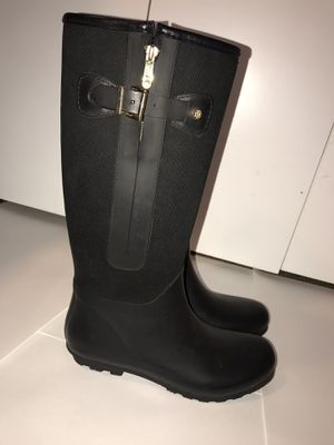 Tommy Hilfiger women's rain boots for Sale in Grand Prairie, TX