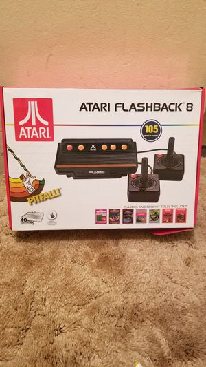 Atari Flashback 8 with 105 video games! for Sale in Compton, CA