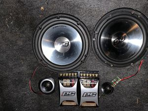 "6.5"" PHOENIX GOLD COMPONENTS (RSd6CS) for Sale in Woodburn, OR"