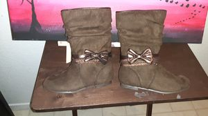 TODDLER GIRLS BOOTS for Sale in North Las Vegas, NV