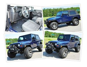 Price$10OO 2OO5 Jeep Wrangler Unlimited Sport Utility for Sale in Santa Ana, CA