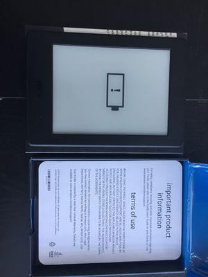 Amazon Kindle Paperwhite for Sale in Boynton Beach, FL