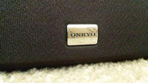 Onkyo center channel speaker for Sale in Carmel, IN