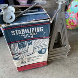 Stabilizing trailer Jacks for Sale in Placentia, CA