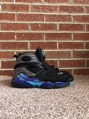 Jordan 8 Aqua for Sale in Frederick, MD