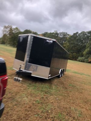 Brand New 2020 Enclose Trailer 8.5 x 20 FT for Sale in Shelton, CT