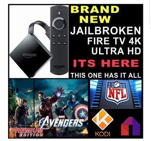 Amazon fire tv 3rd gen. Unlocked for Sale in Lorain, OH