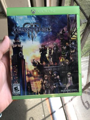 Kingdom Hearts 3 Xbox One for Sale in Bell, CA