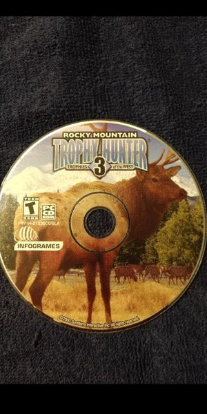PC/Computer game - Trophy Hunter 3 for Sale in Gervais, OR