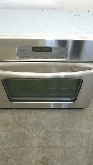 GE Stainless steel Wall oven for Sale in Tampa, FL