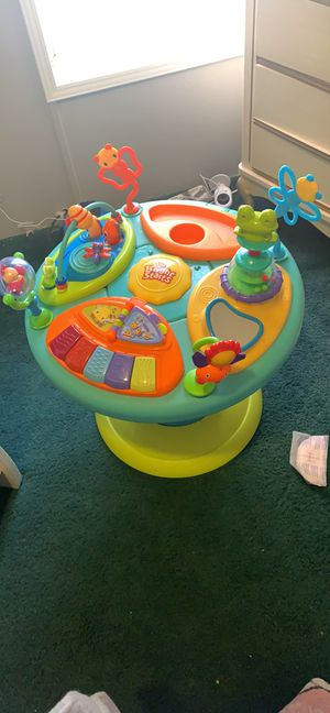 Infant/toddler stand up toy for Sale in Finksburg, MD