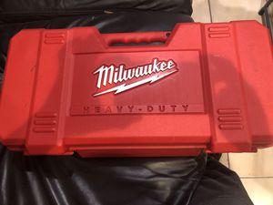 Milwaukee Sawsall Saw New Condition. $200 OBO. Miramar area. for Sale in Miramar, FL