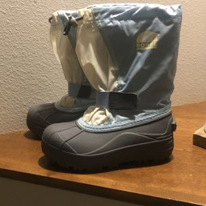 Kids Sorel Snow Boots Size 13 for Sale in Vancouver, WA
