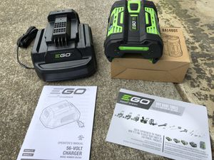 Ego battery and charger for Sale in Federal Way, WA
