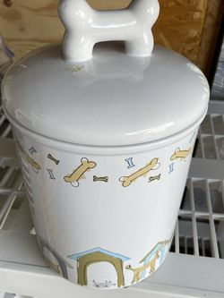 Dog Treat Jar for Sale in Cape Coral,  FL