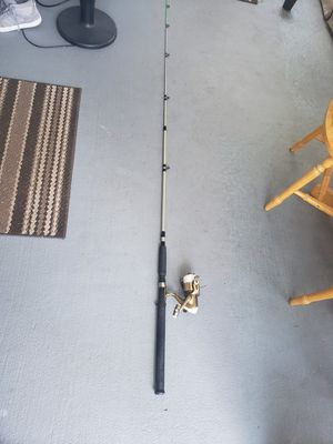 Fishing rod an reel combo for Sale in Tampa, FL