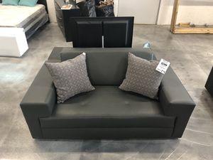 Grey Milan Love Seat 🏷 for Sale in Miami Springs, FL
