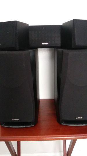 Onkyo surround speakers for Sale in Miramar, FL