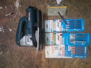 Bosch jig saw for Sale in Gibsonton, FL