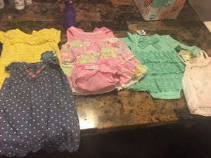 Baby girl outfits for Sale in Goodyear, AZ