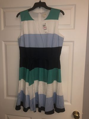 Maison Jules®️ Fit & Flare Summer Dress. Size 10 for Sale in Duluth, GA