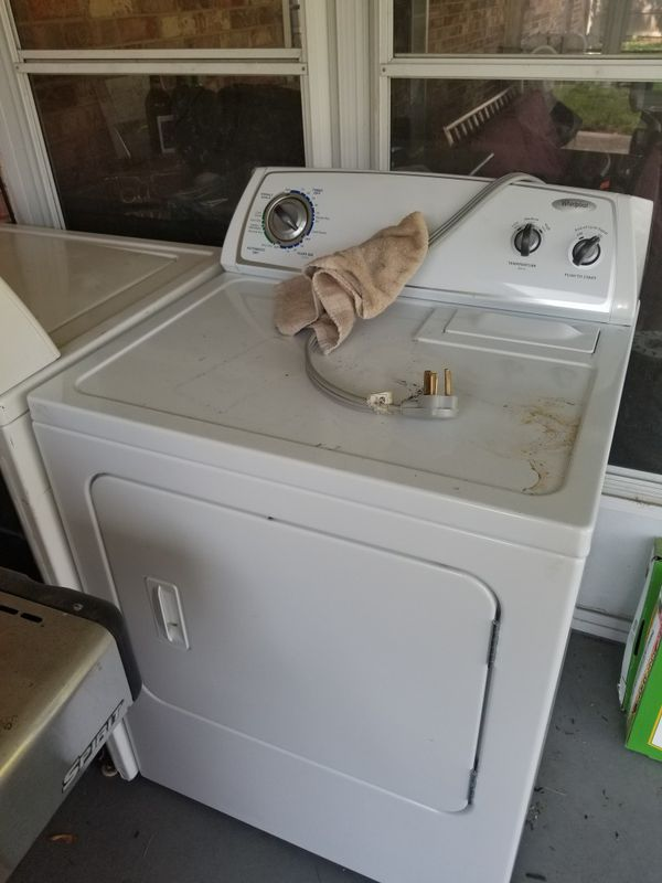 Kenmore washer whirlpooldryer