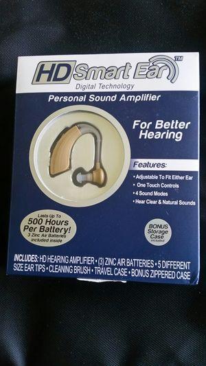 HD Smart Ear (Personal Sound Amplifier) for Sale in Glen Burnie, MD