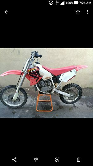 Honda CR80R 2000 dirt bike for Sale in Redwood City, CA