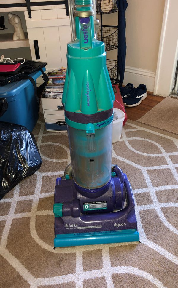 Dyson DC07 root cyclone auto carpet adjustment