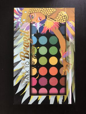 Take me back to Brazil eyeshadow pallet for Sale in Tampa, FL