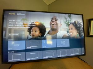 Insignia 4K Smart TV 55' for Sale in Elyria, OH