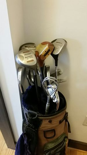 Golf clubs and bag for Sale in Richmond, VA