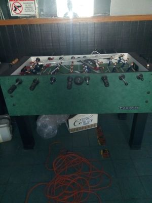Carrom fooze ball table for Sale in Chicago, IL