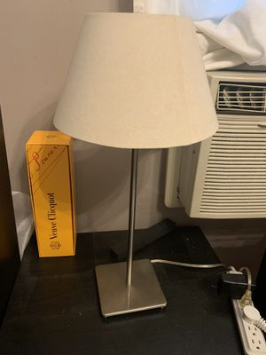 2x desk lamps $10 each I'm moving everything must to go!!! for Sale in Brooklyn, NY