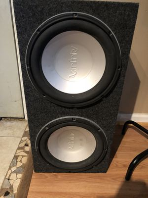 Infinity 12in Subwoofer for Sale in Dunn Loring, VA