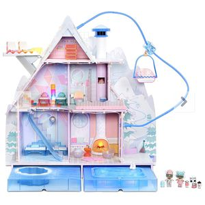 👧🏼LOL! Surprise Chalet Winter Disco Doll House💖 for Sale in San Diego, CA