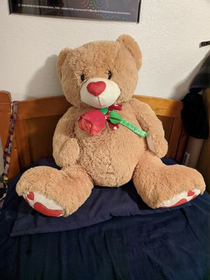 Valentine's teddy bear for Sale in San Bernardino, CA